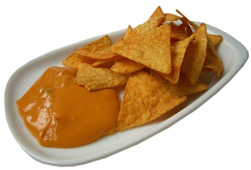 Dipy a tortila chips