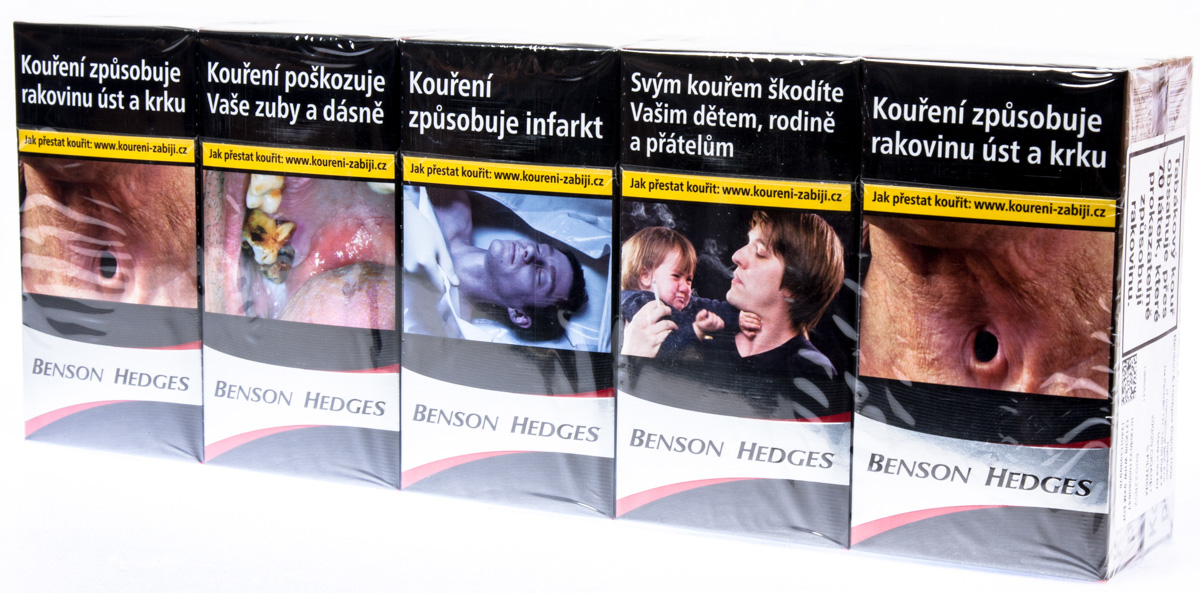 Benson&Hedges Black- 10x20ks (karton)