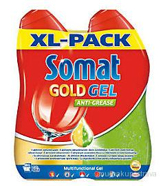 Somat Anti-grease gel odmašťovač - 2x 0,6l