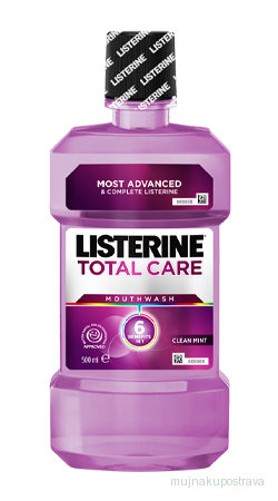 Listerine Total Care - 500 ml