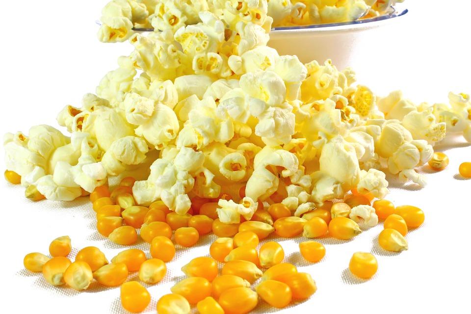 Popcorn do mikrovlnky máslový - 100 g