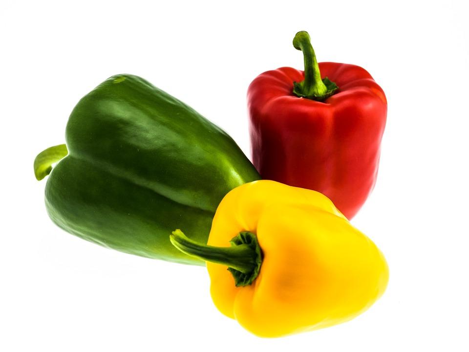 Paprika Trikolora sáček 0,5 Kg