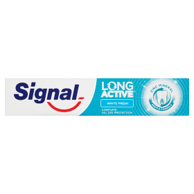 Signal Long Active White Fresh zubní pasta 75ml