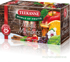 Teekanne Magic moments 20x2,5g