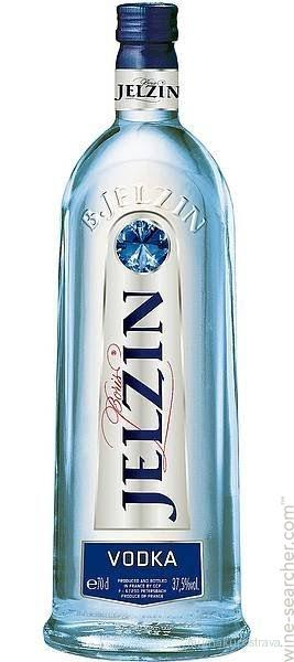 Boris Jelzin vodka 37,5% - 0,7l