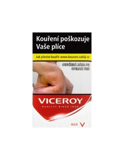Viceroy Red - 1 krabička/20ks
