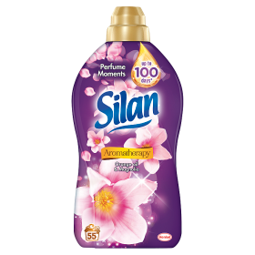 Silan Aromatherapy Orange Oil & Magnolia 55 praní 1375ml