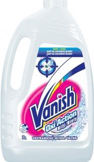 Vanish Oxi gel bílý - 3 l