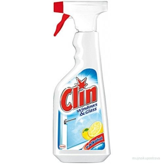 Clin Windows and Glass citrus  500ml