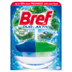 Bref Duo active zelený Pine- 50ml