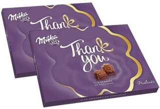 Milka Thank you - 120g