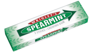 Wrigley's Spearmint - 5ks