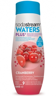 WATERS PLUS Brusinka s vitamíny