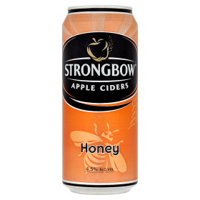 Strongbow cider med 400ml