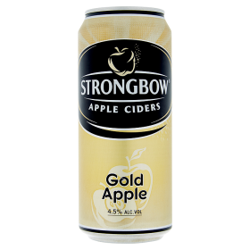 Strongbow cider jablko 400ml