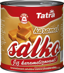 Salko karamel 8% Easy Open  397g