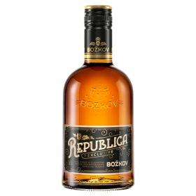 Božkov Republica Exclusive 38% - 0,5l