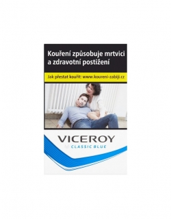 Viceroy Blue - 1 krabička/20ks