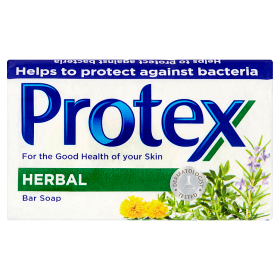 Tuhé mýdlo Protex Herbal 90g