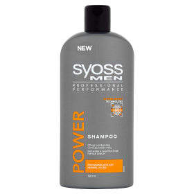 Syoss Men šampon Power 440ml