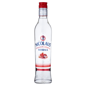 St. Nicolaus Pomegranate & Raspberry 38 %vodka 0,5l