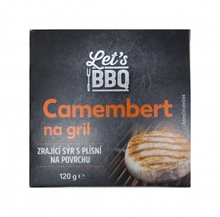 Camembert na gril 120g