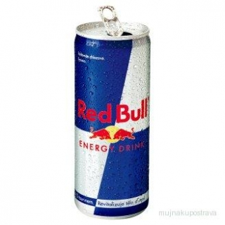Red Bull Energy drink 0,25l