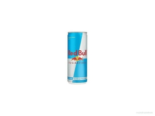 Red Bull Energy drink bez cukru - 0,25l