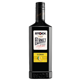 Fernet Stock citrus 27% - 0,5 l