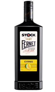 Fernet Stock citrus 27% - 1 l