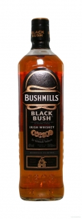 Bushmills Black irská whiskey 40%  - 0,7 l