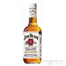 Jim Beam Kentucky bourbon whiskey 40%  - 0,7 l