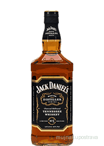Jack Daniel's Tennessee whiskey 40% - 0,7l