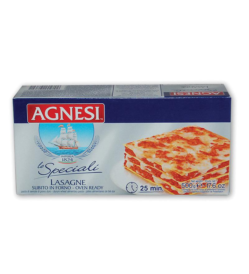AGNESI Canelloni bezvaječné - 250g