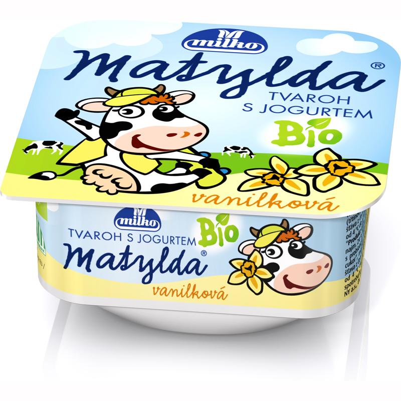 MATYLDA tvaroh vanilka 110g