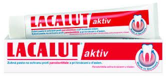 Lacalut Aktiv zubní pasta - 75 ml
