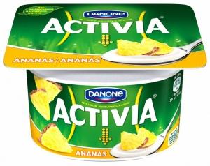 Activia jogurt Ananas 120 g