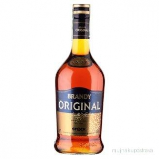 Stock Brandy Original 36% - 0,7l