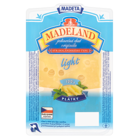 Madeland light 20%  - 100 g