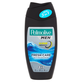 Palmolive Men Fresh care 3 in 1 tělo, tvář a vlasy 250ml